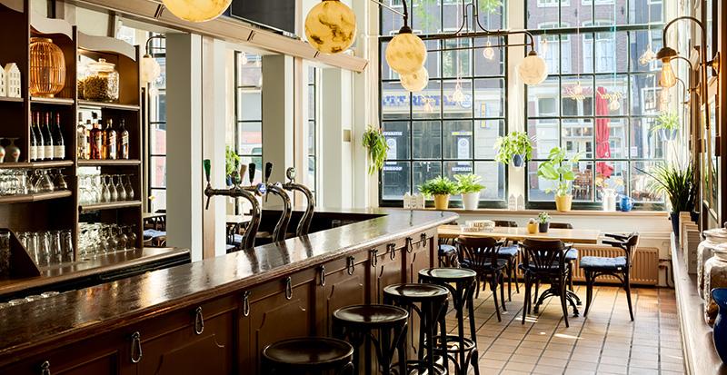 Koepelcafe Bar