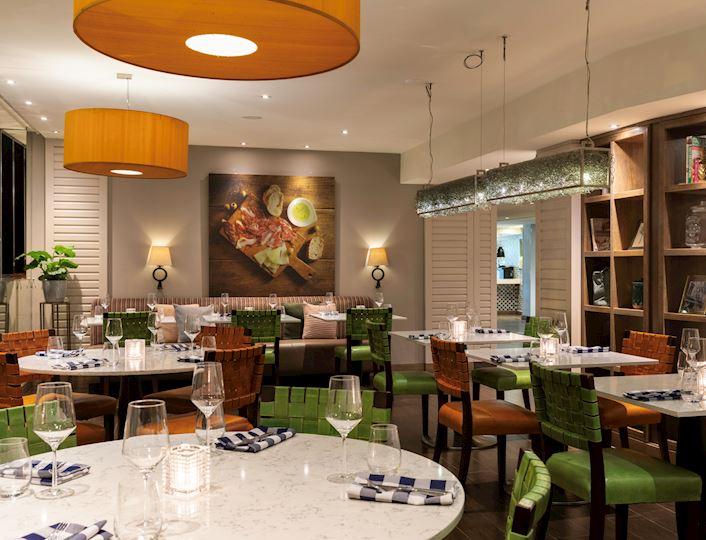 Scossa restaurant - waar u kunt genieten van heerlijke Italiaanse specialiteiten