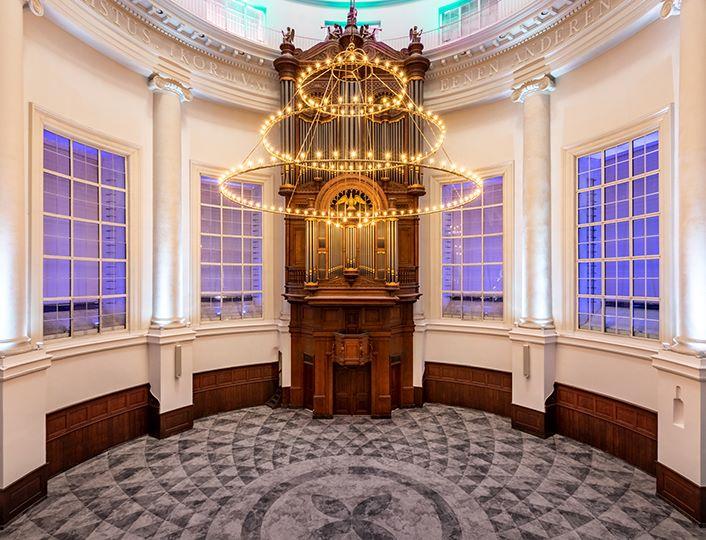 Renaissance Koepelkerk - de unieke eventlocatie voor al uw vergaderingen en evenementen